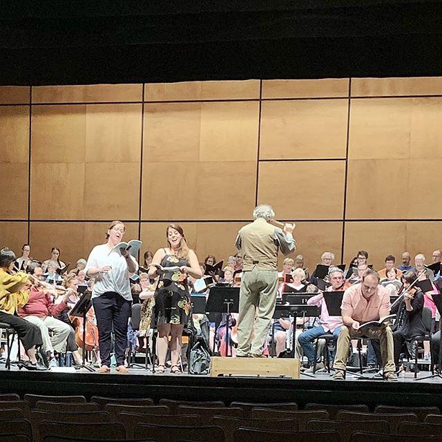 "Tonight! Mendelssohn ""Lobegesang"" Symphony No. 2, soprano soloist, Peninsula Music Festival 2019"