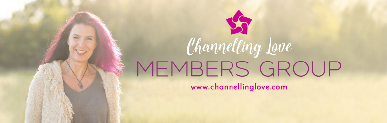 Join Channelling Love's Exclusive Membership Group now!