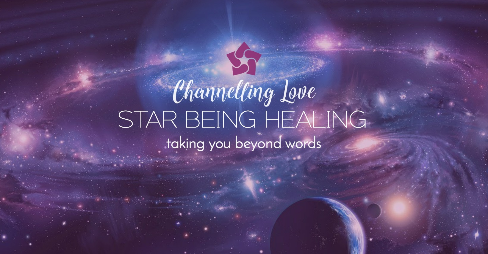 CLICK HERE TO FIND OUT MORE ABOUT CHANNELLING LOVE'S PURE HEALING TRANSMISSIONS