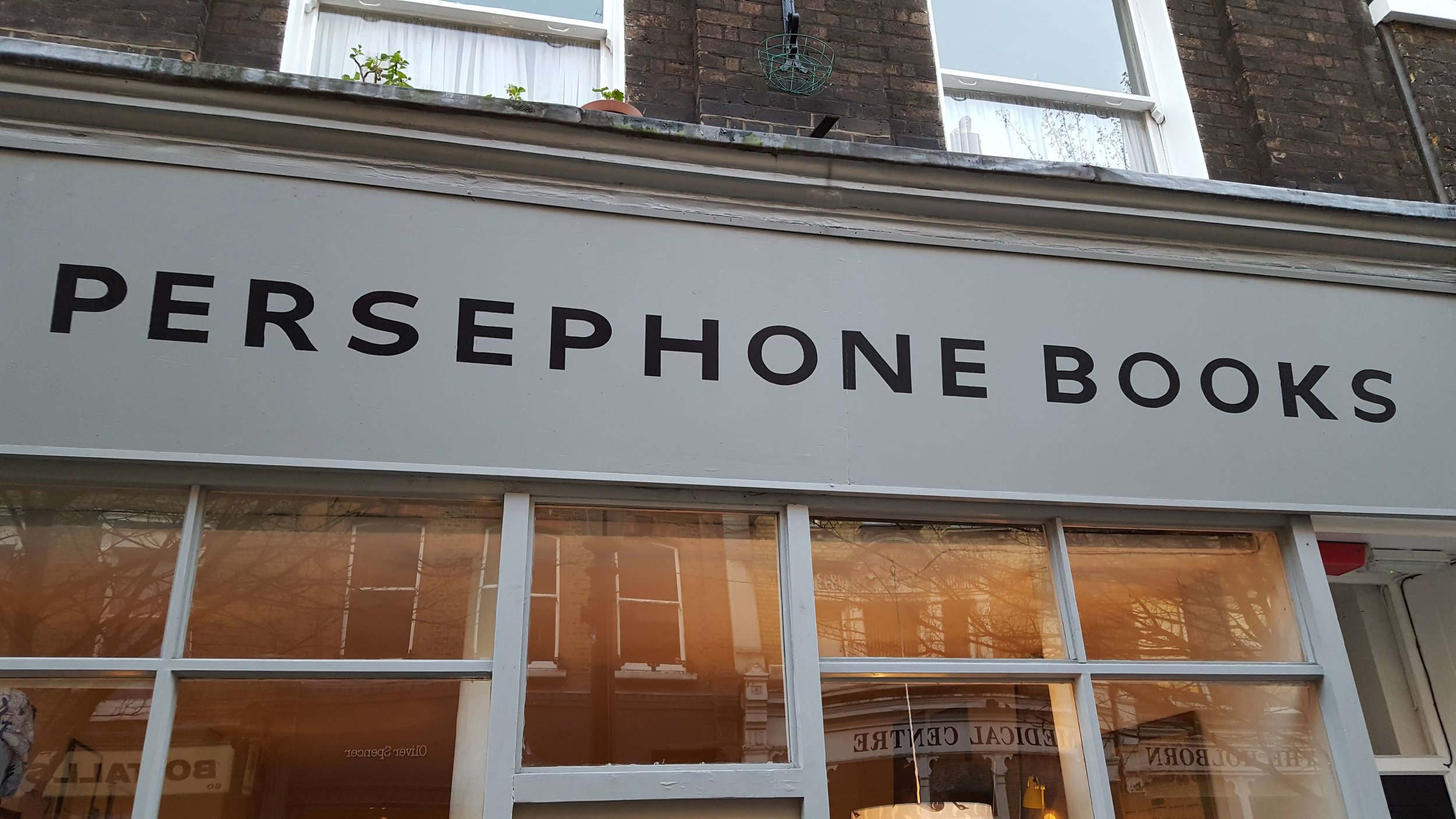 There are so many amazing bookstores in London to spend hours browsing in, e.g., Waterstone's and Foyles. This one is focused on feminist literature in the Bloomsbury neighborhood.