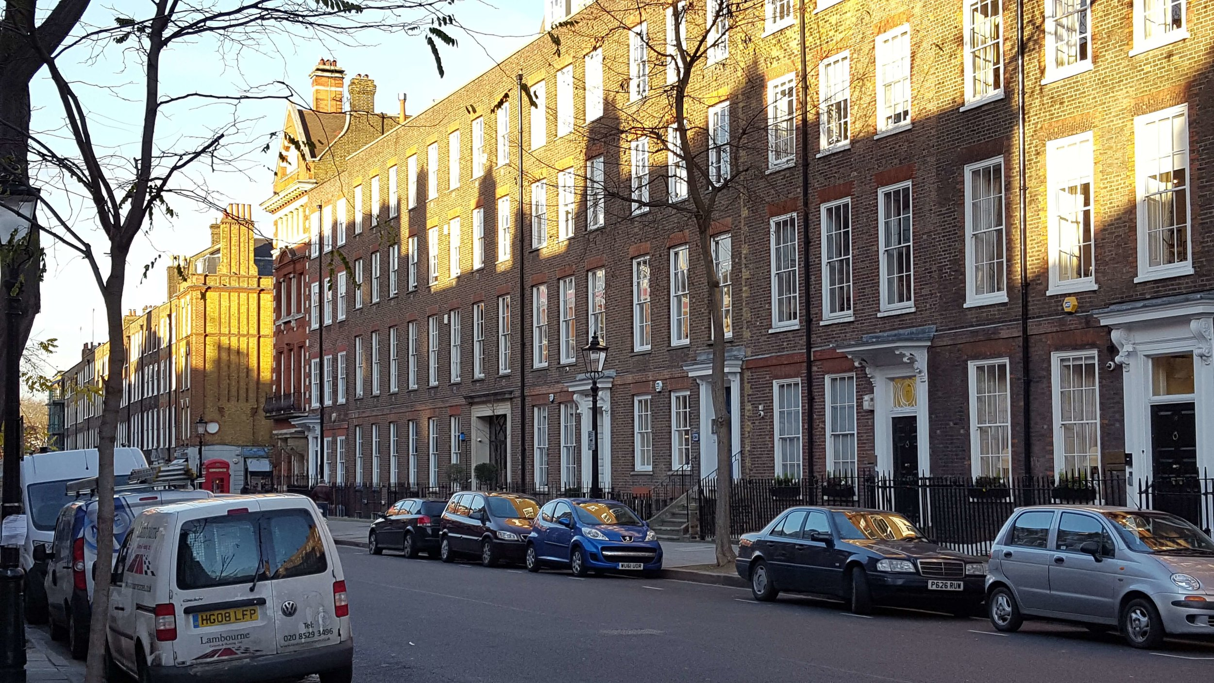 Shakespeare called this the most dangerous street in London. Take the literary tour of Bloomsbury and find out why.