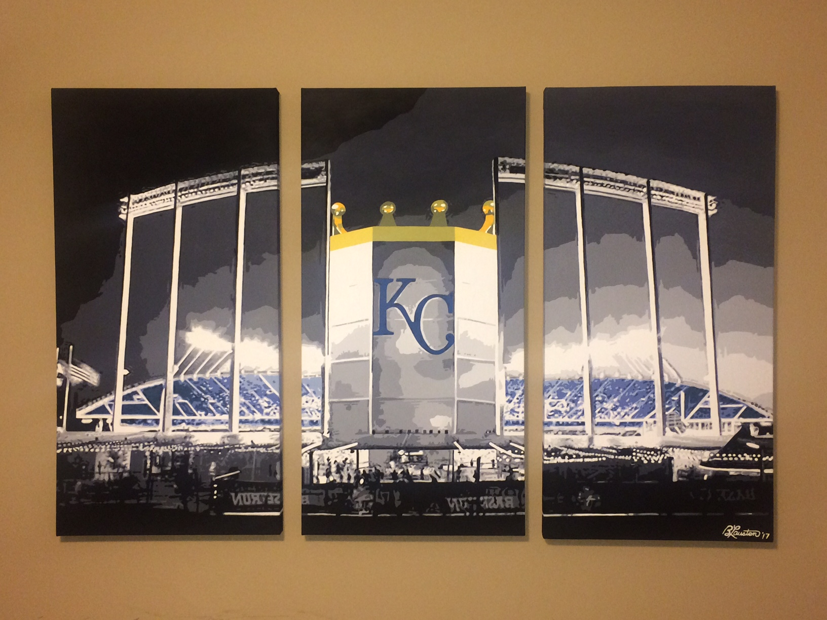 Kauffman Stadium Painting.jpeg