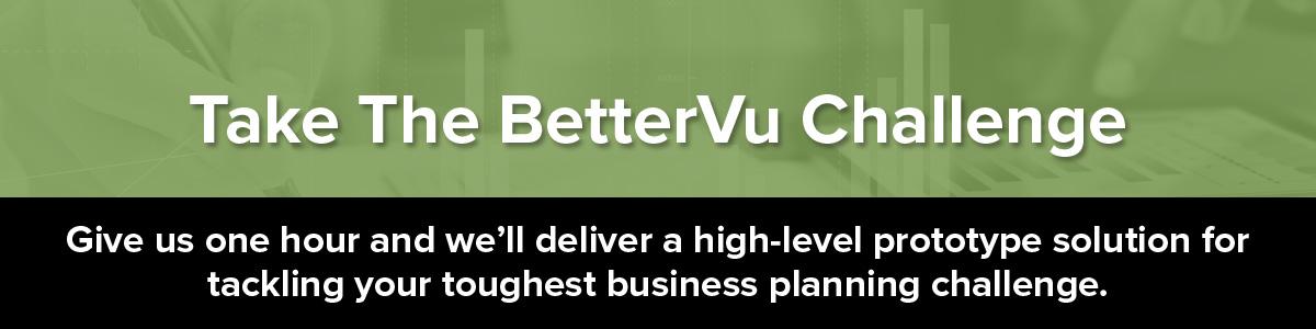 Take the #BetterVuChallenge!