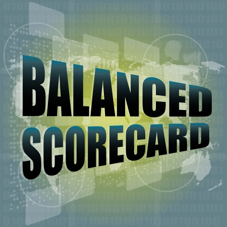 The Balanced Scorecard Approach for Business Planning