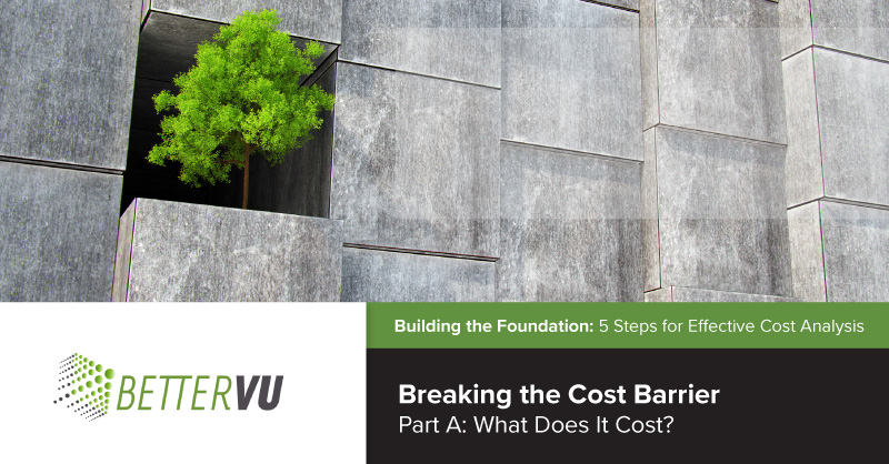 Click here  to download Part 1 of our new white paper series on costing.