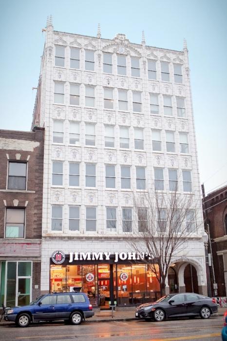 The Dickman Building