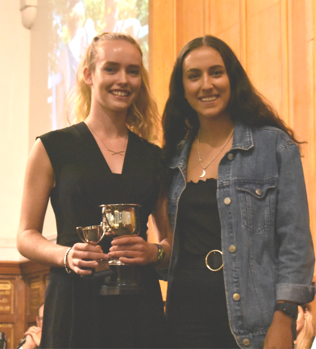 Holly - Best Contribution to Girls Rowing 2018