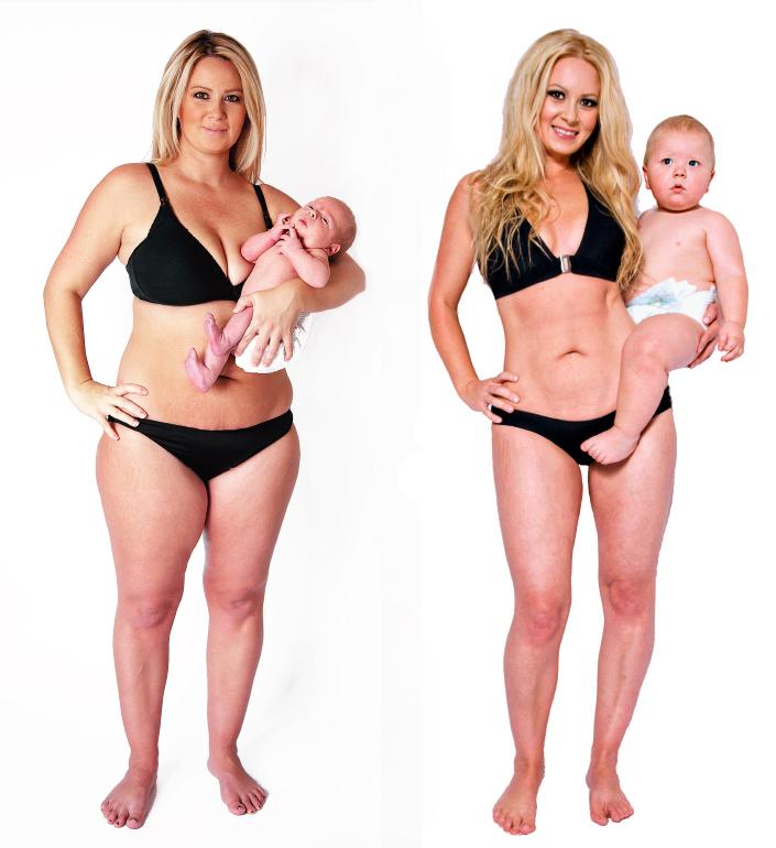 Bikini Mommy