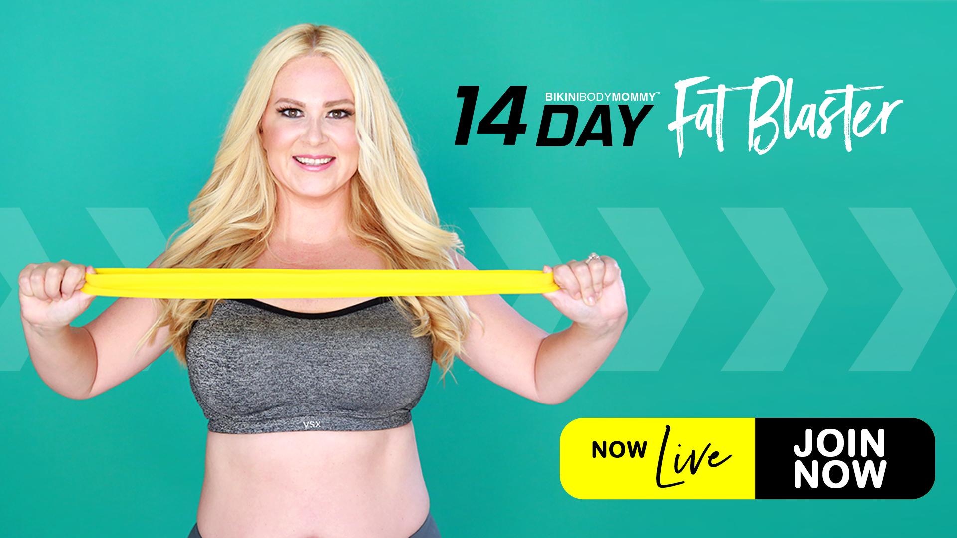 BBM 14 DAY FAT BLASTER    ★★★★★   $49.95
