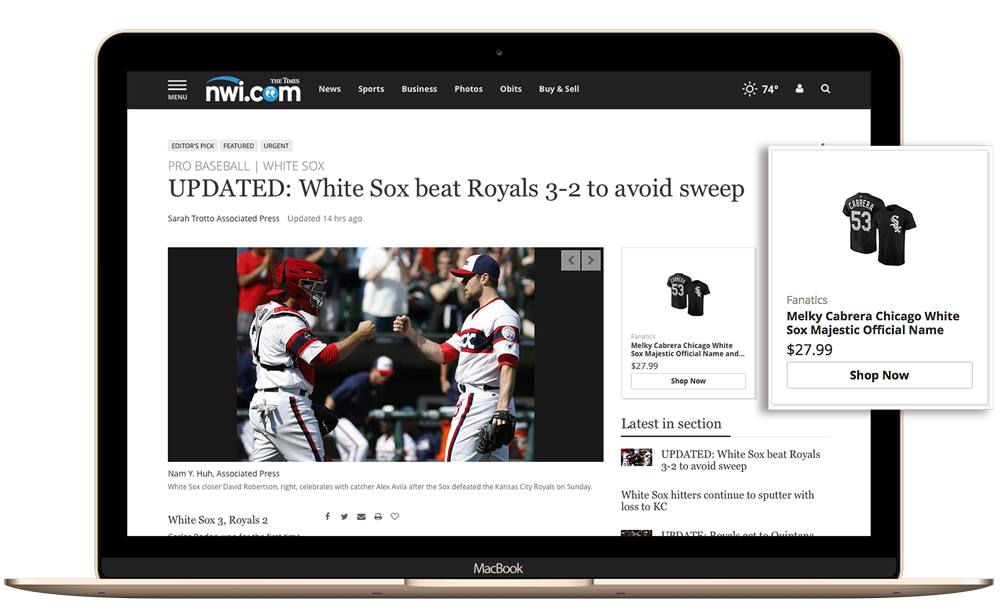 nwitimes_whitesoxarticle_productmatch.png