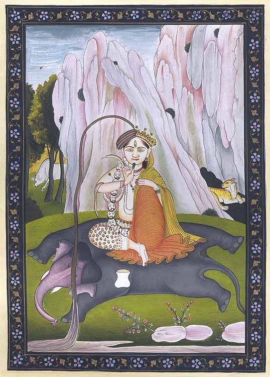 Ardhanarishvara | the divine androgyne