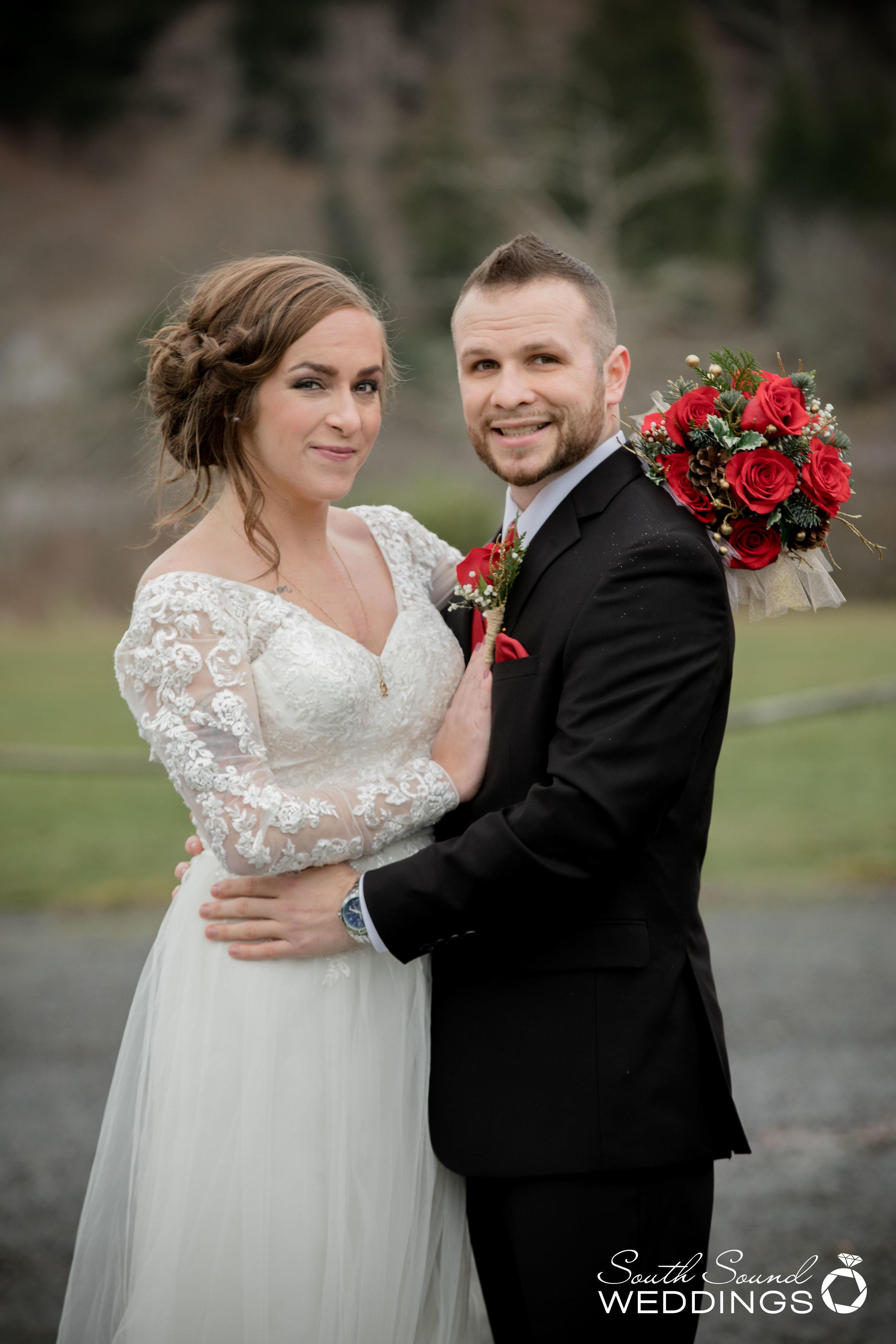 Allie & Luke - married on 12/15/18