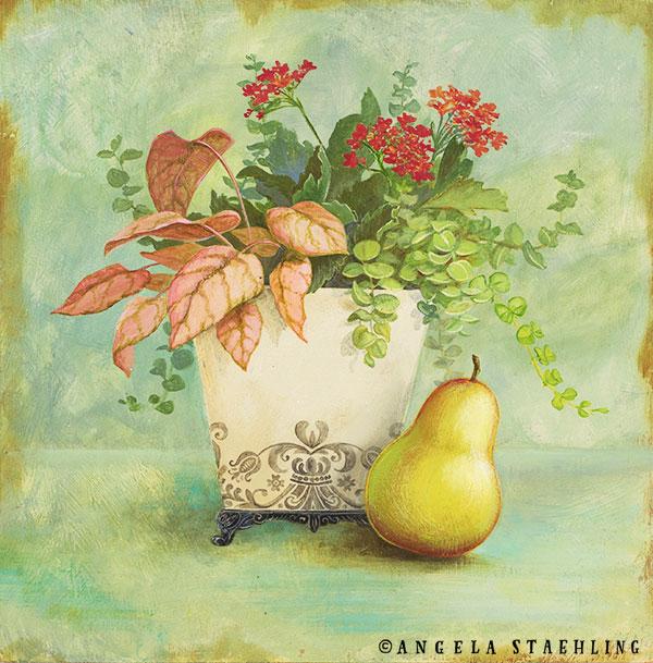 Pear & Geranium