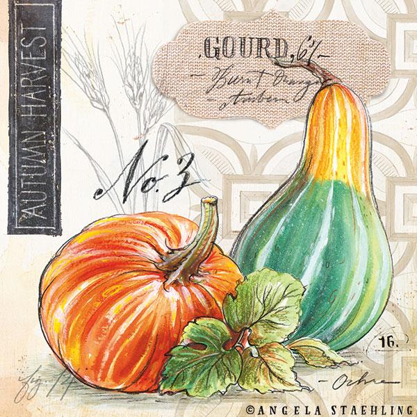 Harvest Gourd