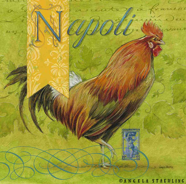 Napoli Rooster
