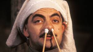 Blackadder (via  www.bbc.com )