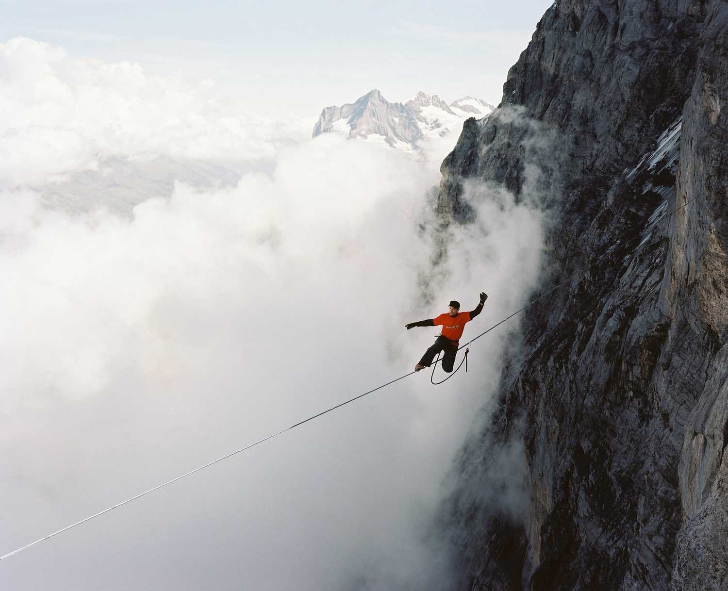 Eiger-Highline