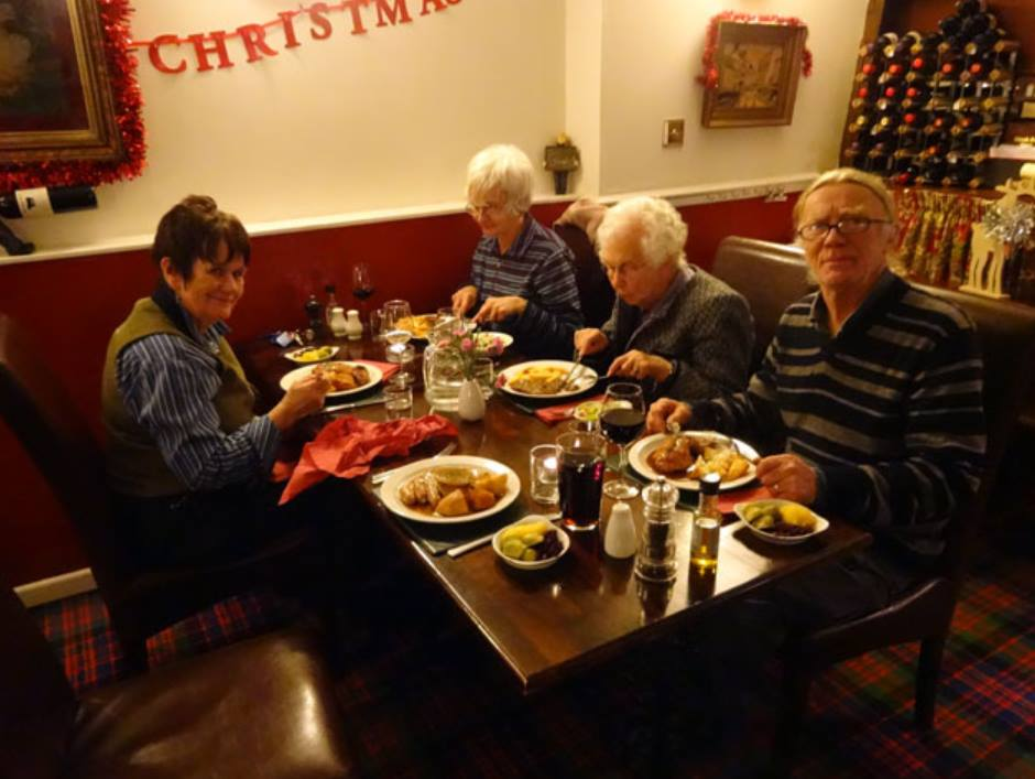 A Community Christmas event
