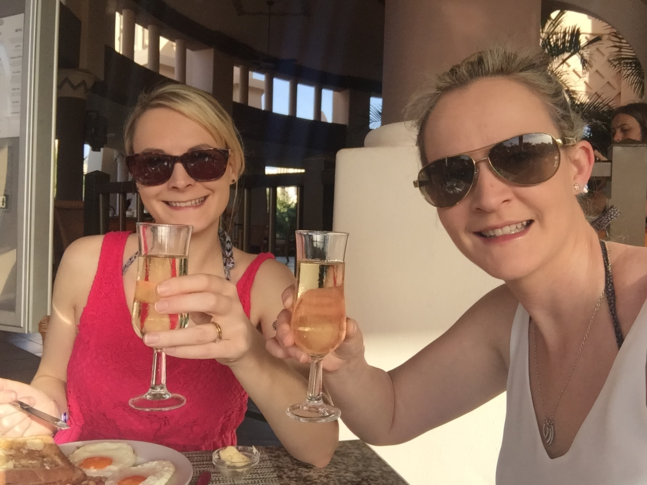 Prosecco for Breakfast? why wouldn't you!