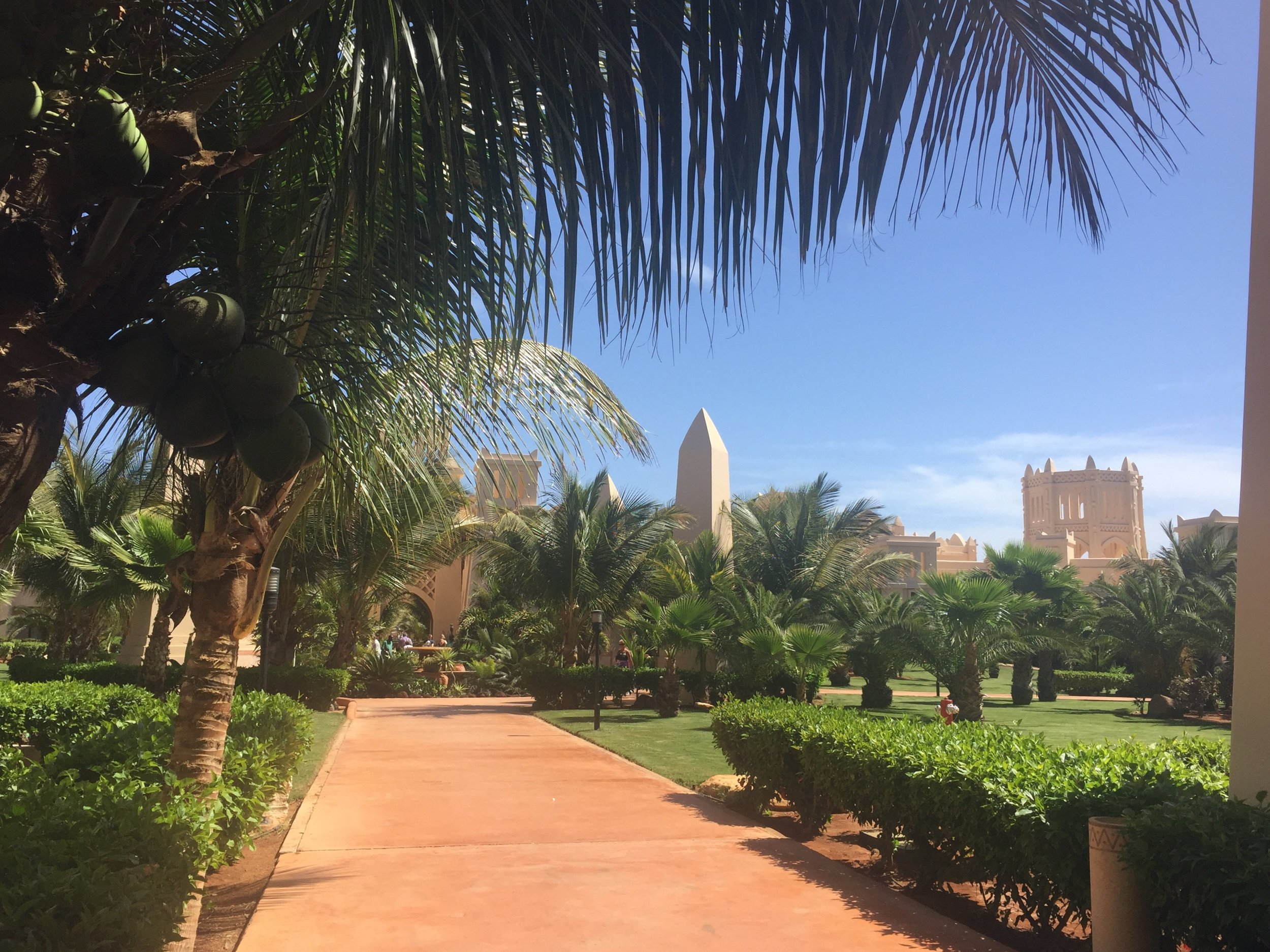 Riu Touareg Hotel, Boa Vista, Cape Verde