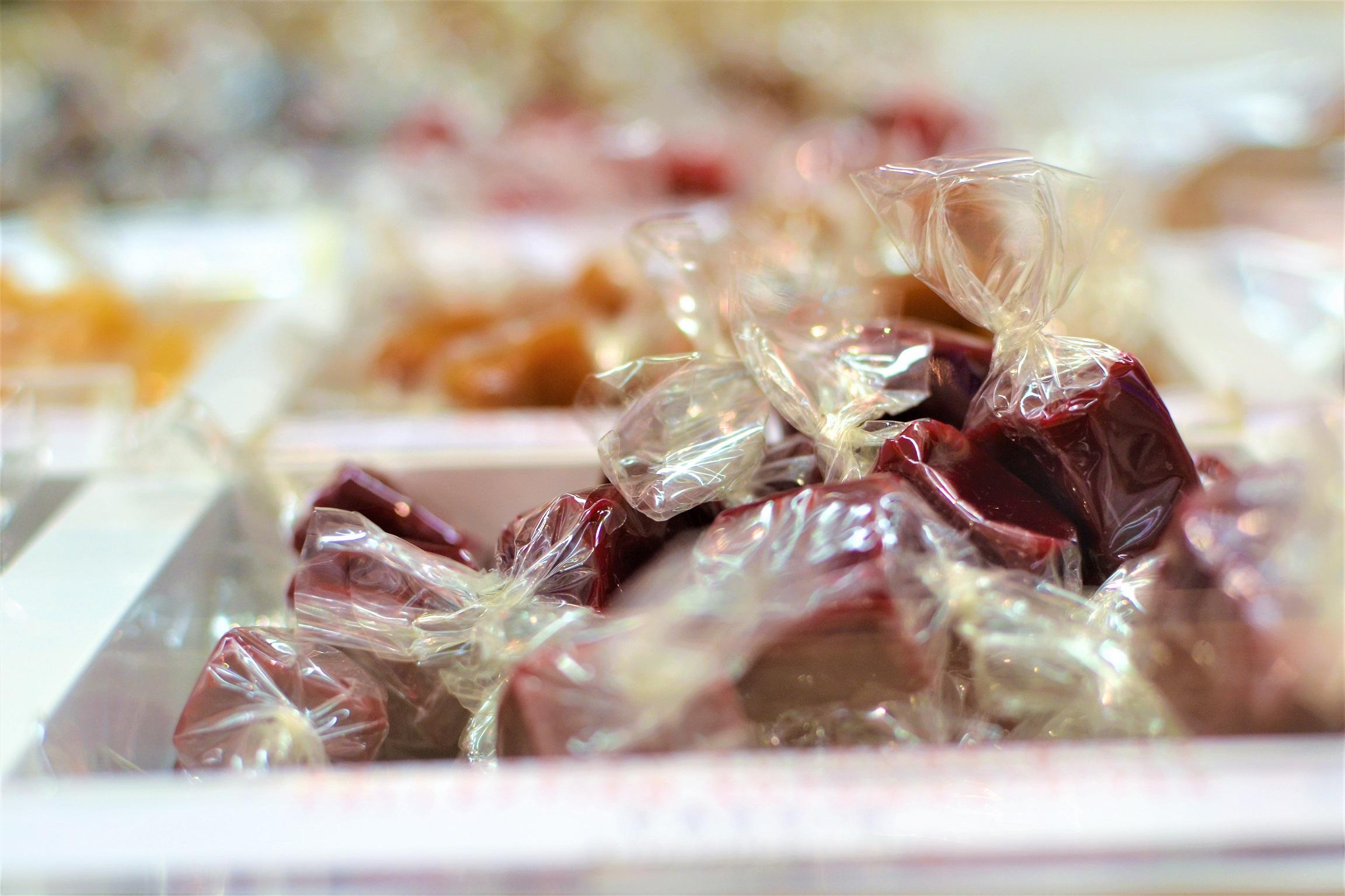 Paris toffee sweets