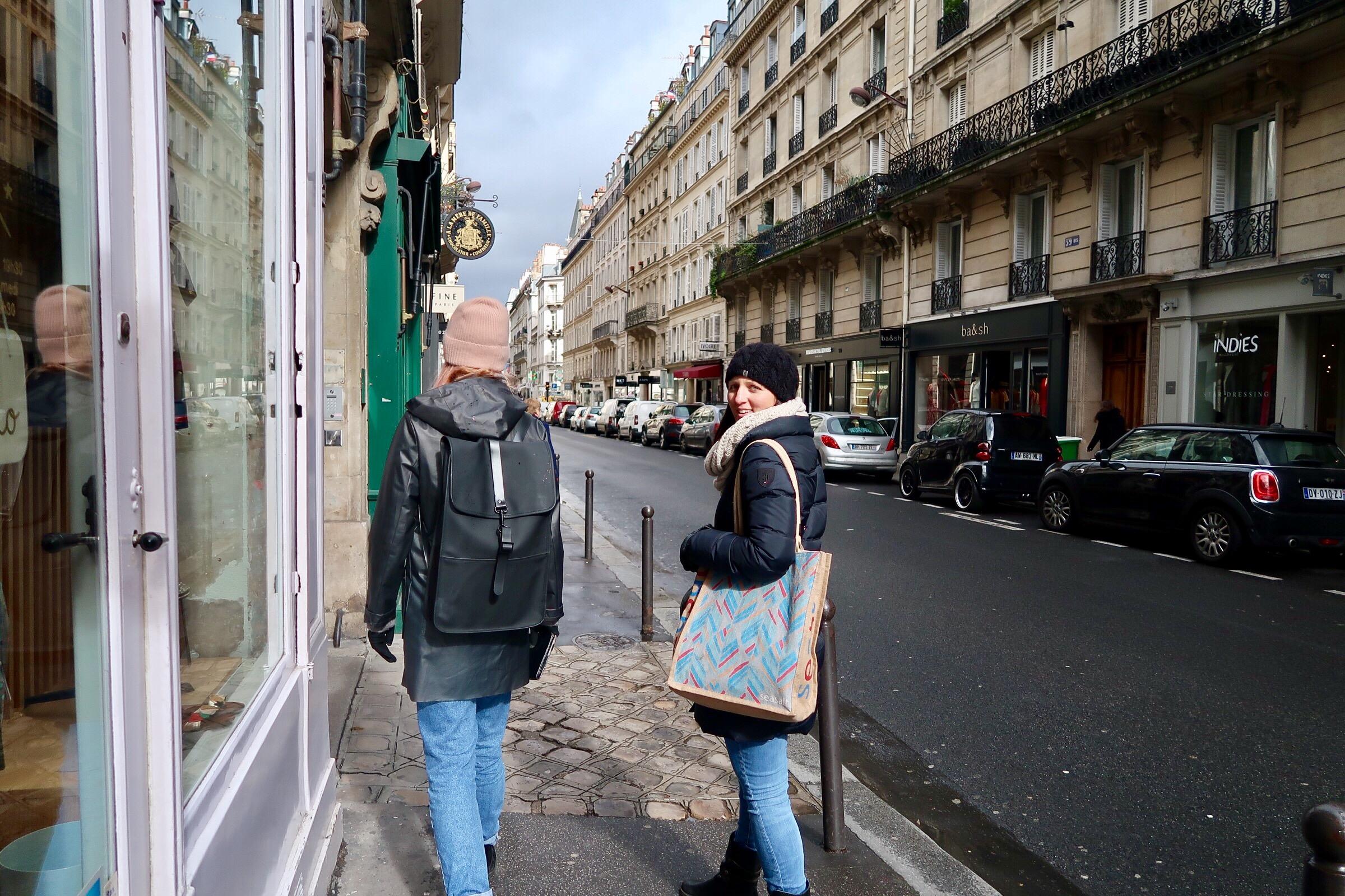 paris walking tour saint germain des pres