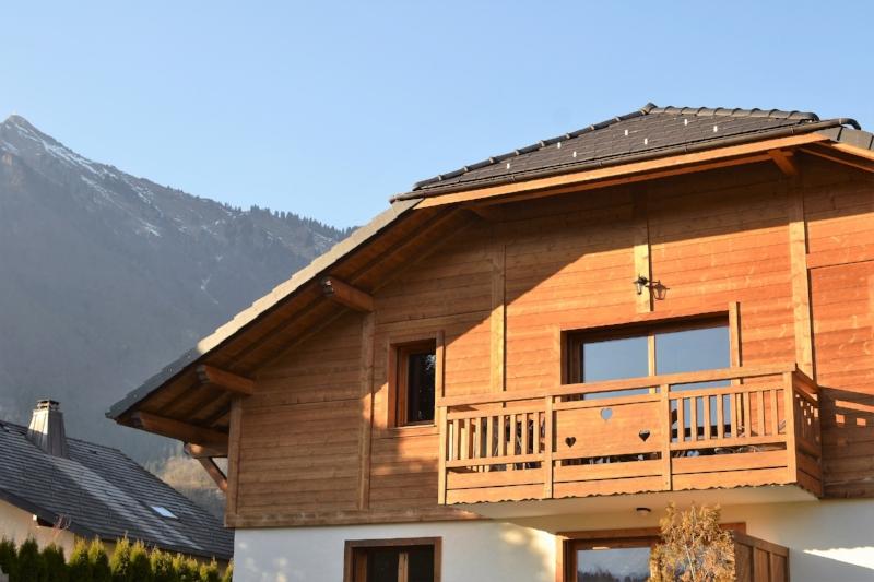 Taninges Alps Chalet