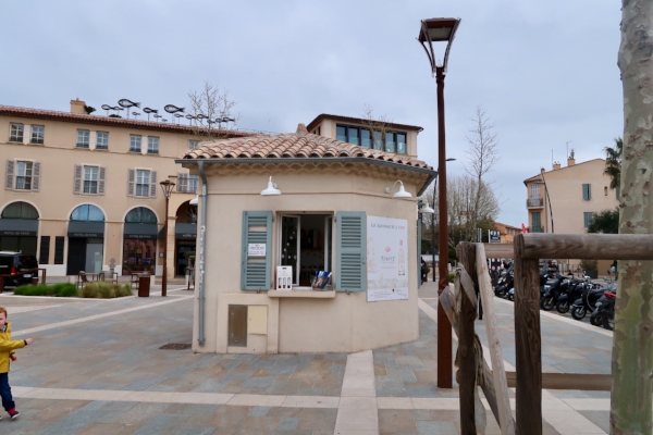 There is even a wine kiosk on the main square!!!!
