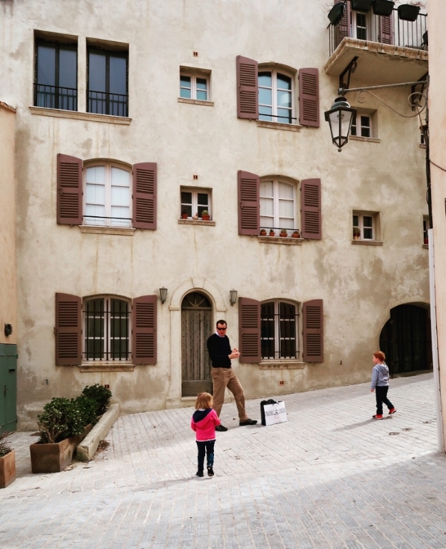 Saint Tropez town