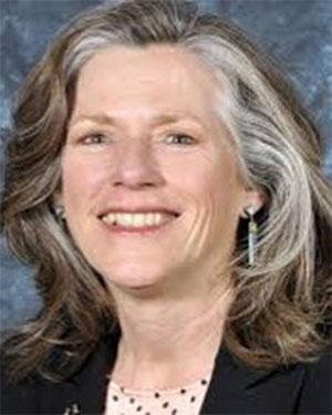 Irene Malmgren, Vice President of Instruction