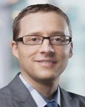 Paul Markham, Vice President for Strategic Partnerships & Development