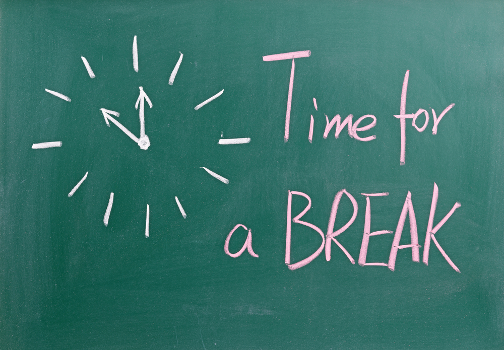 Time For A Break-Thrive Consulting