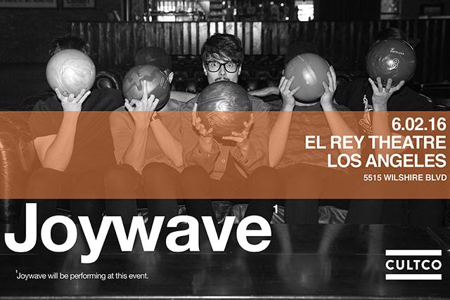 Joywave - 060216 LOS ANGELES Flyer