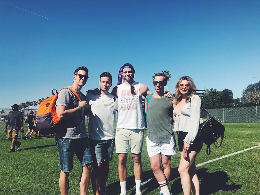 The crew: Me, Tyler, Max, Ben, Katie (Missing Petar and Joe Joe)