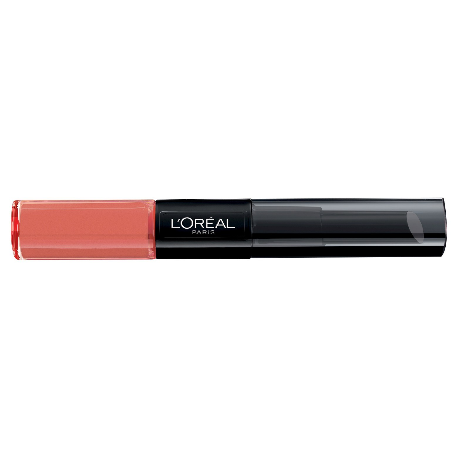 L'Oreal 2-step lip stain in color #201. Super neutral color and stays on for days!
