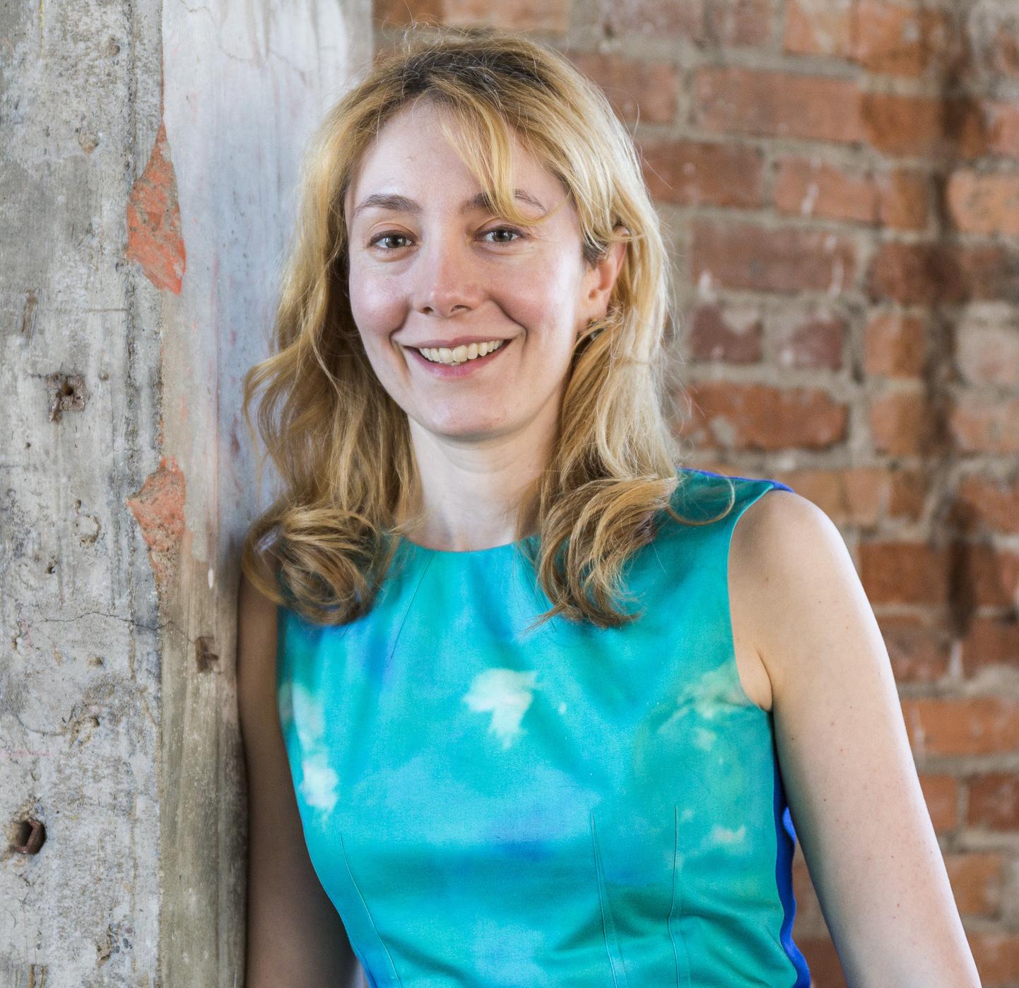 <b> KARIN KLEIN </b><br> Bloomberg Beta<br> Founding Partner