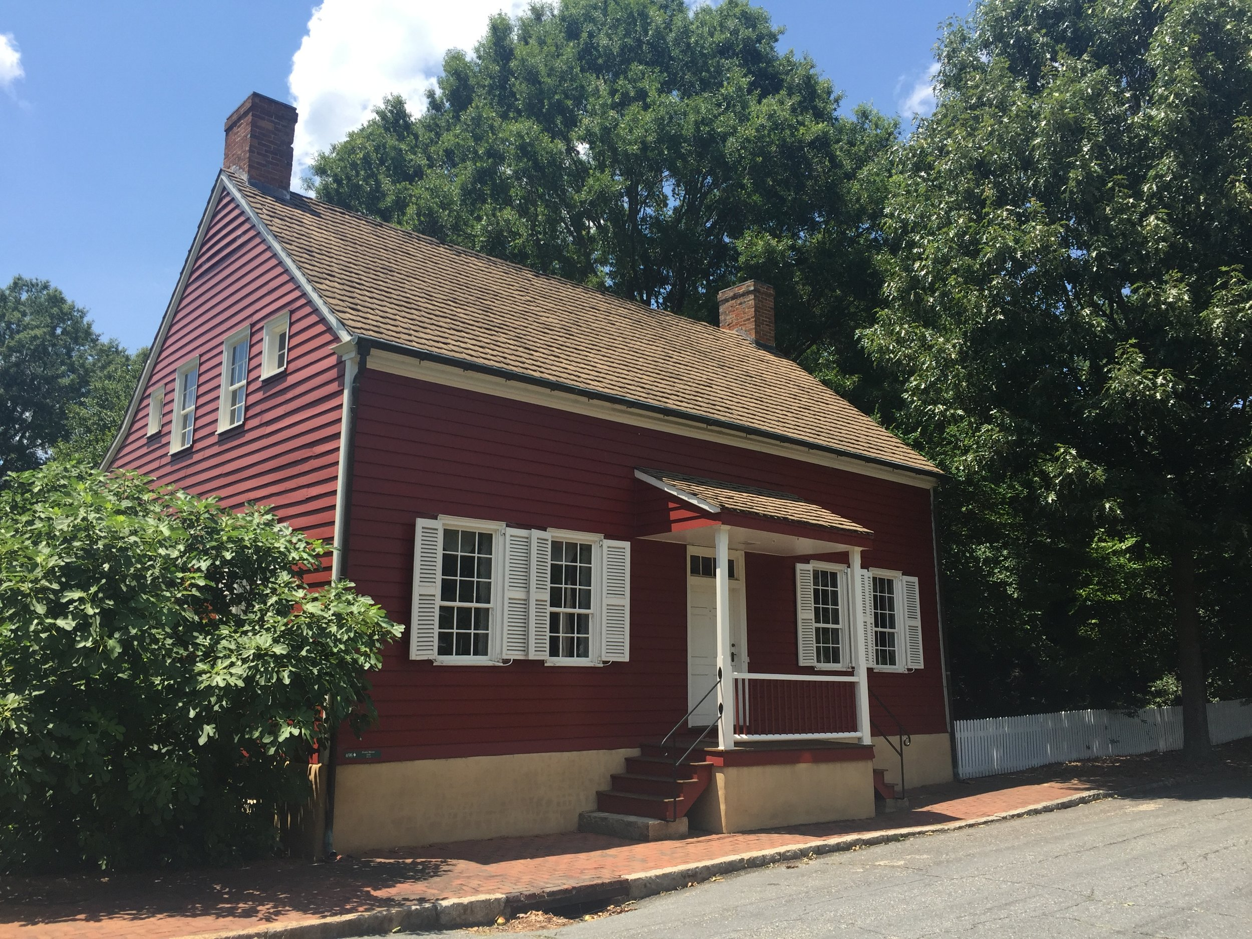 Historic property in Old Salem