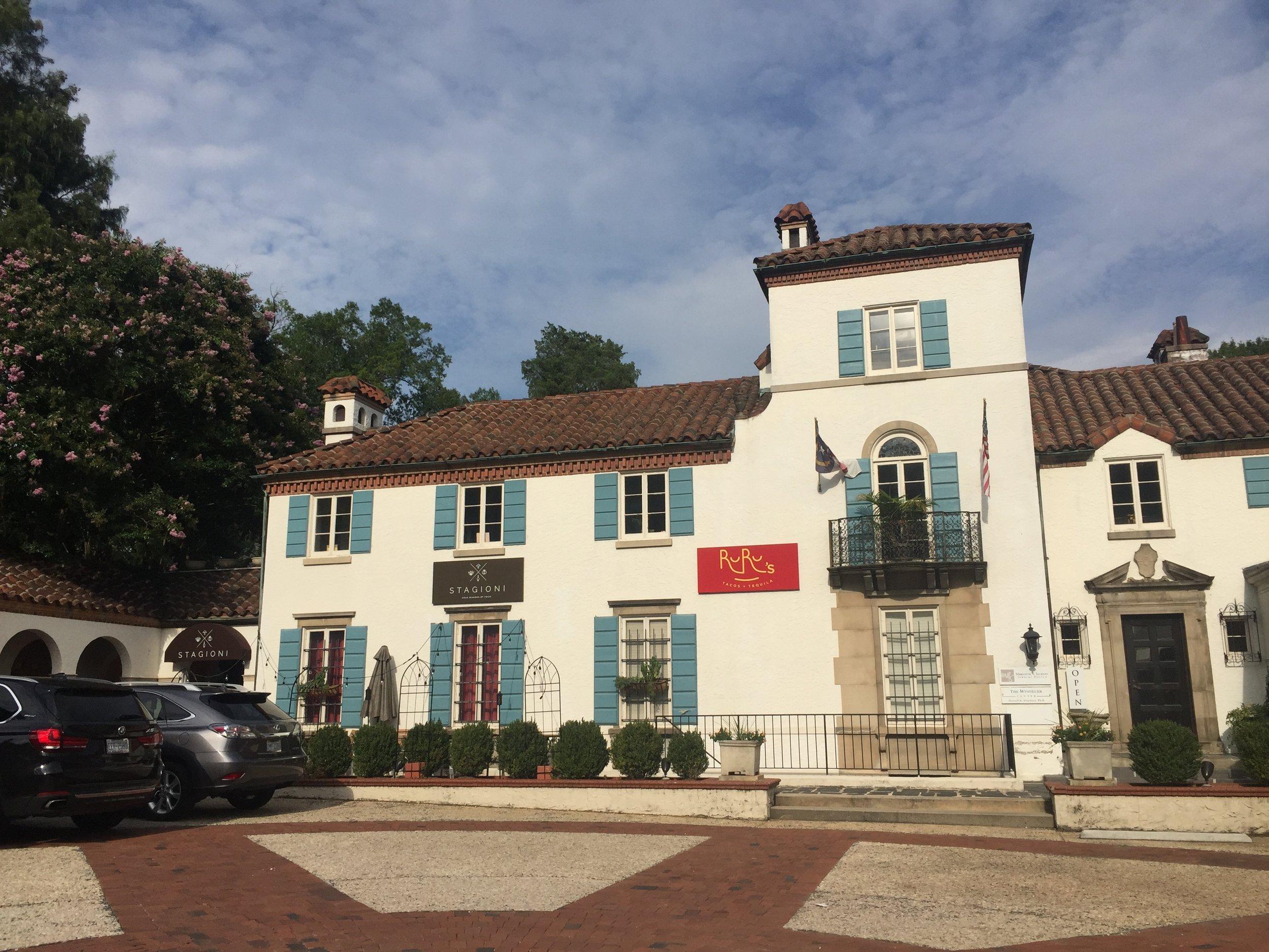 The Reynolds-Gourmajenko House