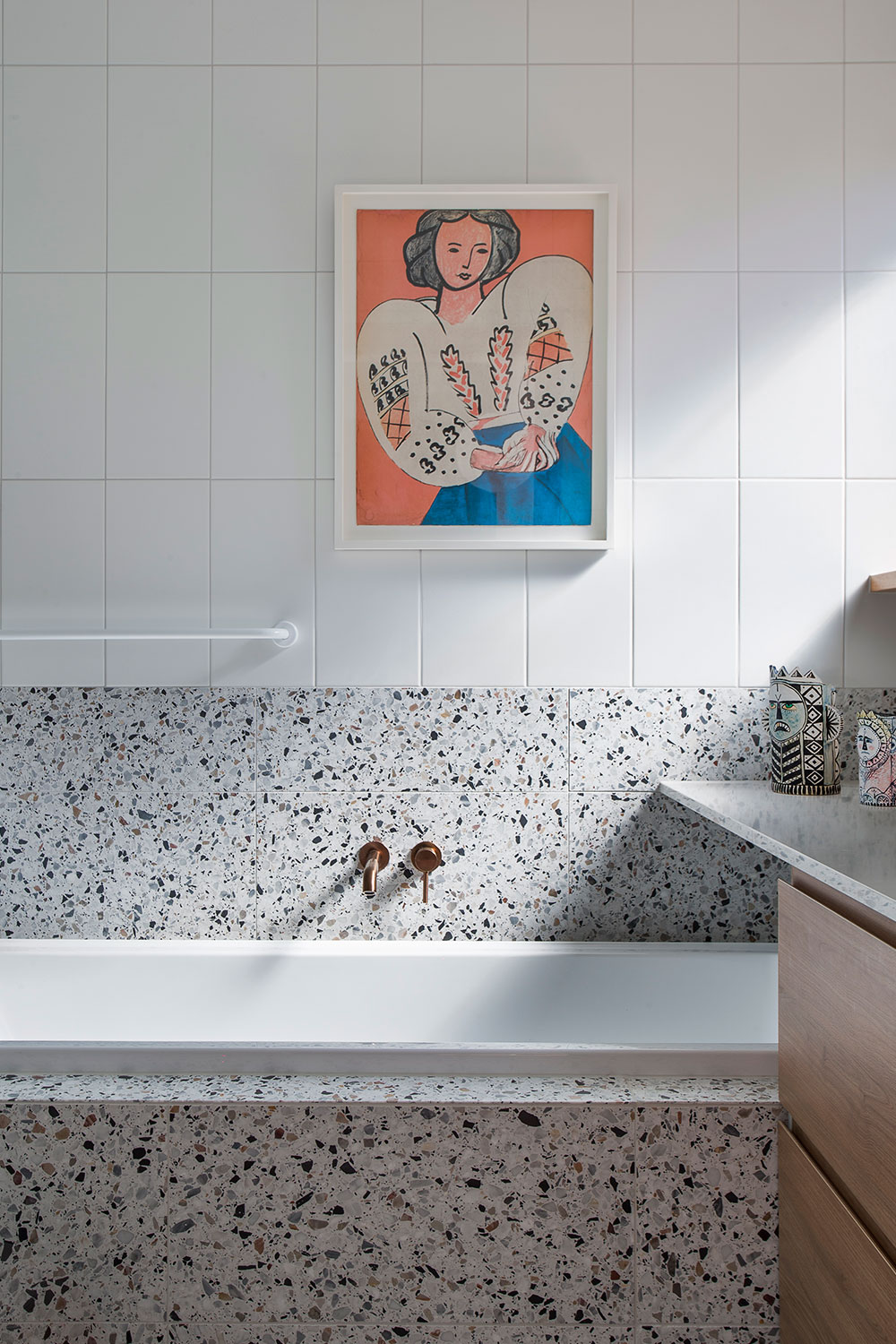 Recent Projects - Bathroom for Matisse