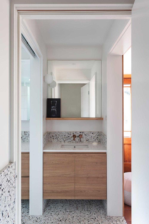 Bathroom for Matisse