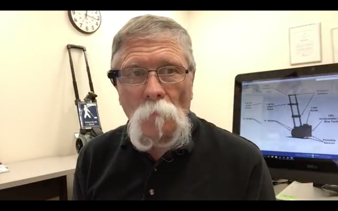 Screenshot: Click here to watch Brian's Holman pitch video.
