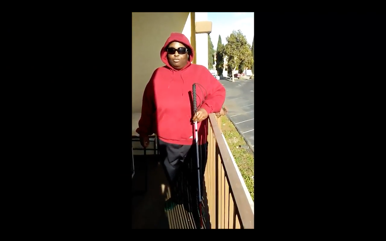 Screenshot: Click here to watch Deborah's Holman pitch video.