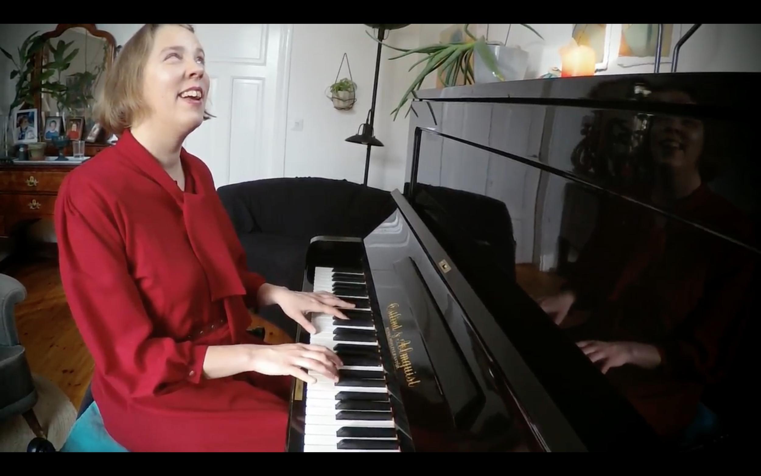 Screenshot. Click here to watch Riikka's Holman pitch video.