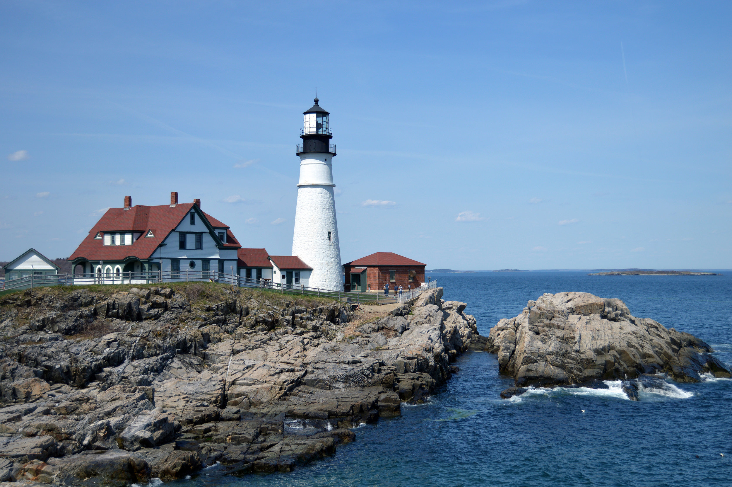 Portland Headlight (Cape Elizabeth, Maine)