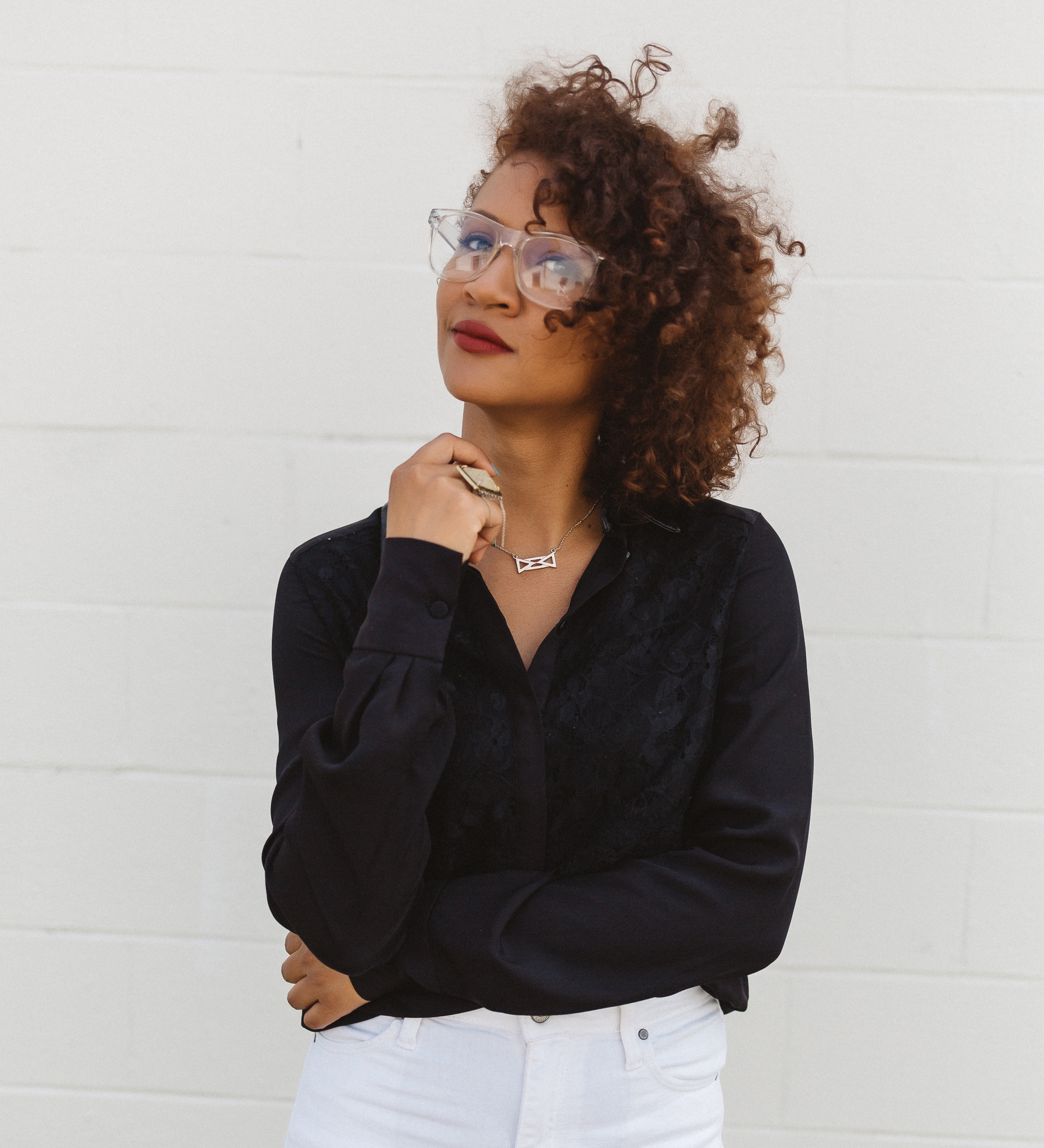 Olivia Rodrigues - fashion stylist and confidence coach