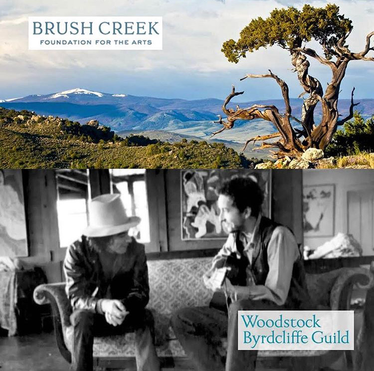Excited to spend this summer at two residency programs! June at Byrdcliffe in Woodstock NY with a Milton and Sally Avery Grant and August in Wyoming at Brush Creek.