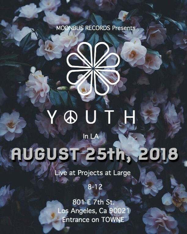 Youth in LA at Projects at Large