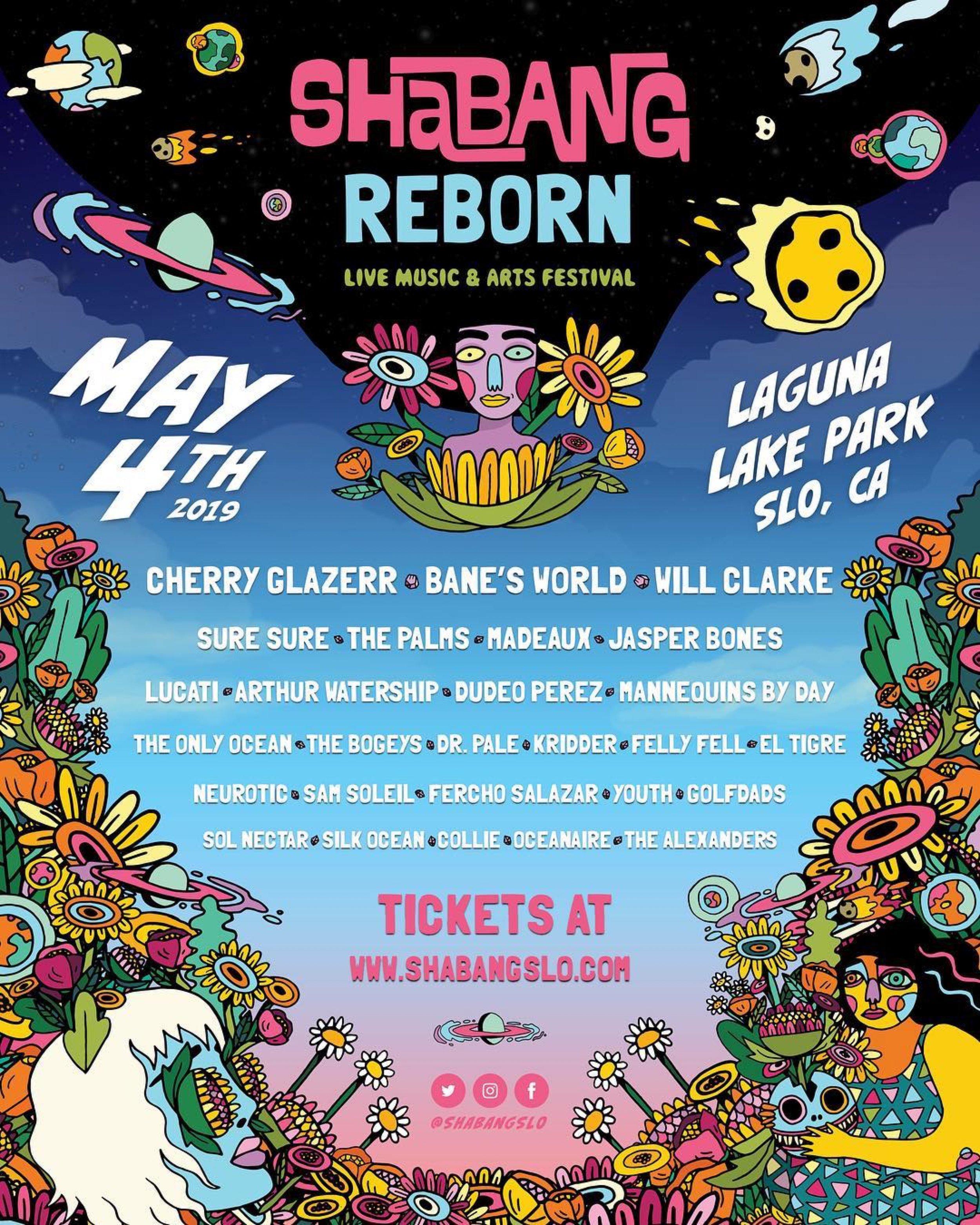 YOUTH at Shabang Reborn Festival