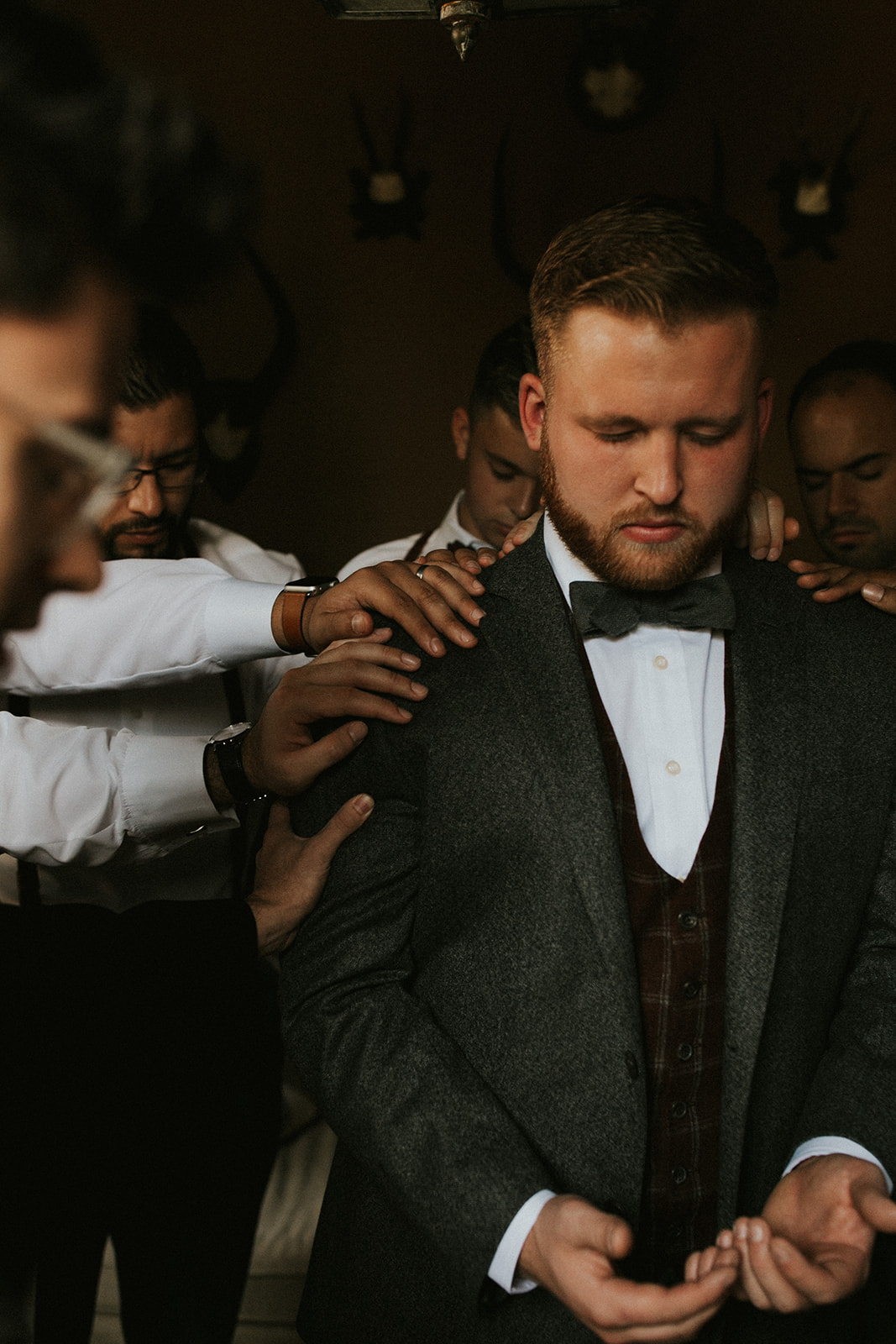 Slauer Events Atlanta Wedding Coordinator Groomsmen Prayer 33.jpg