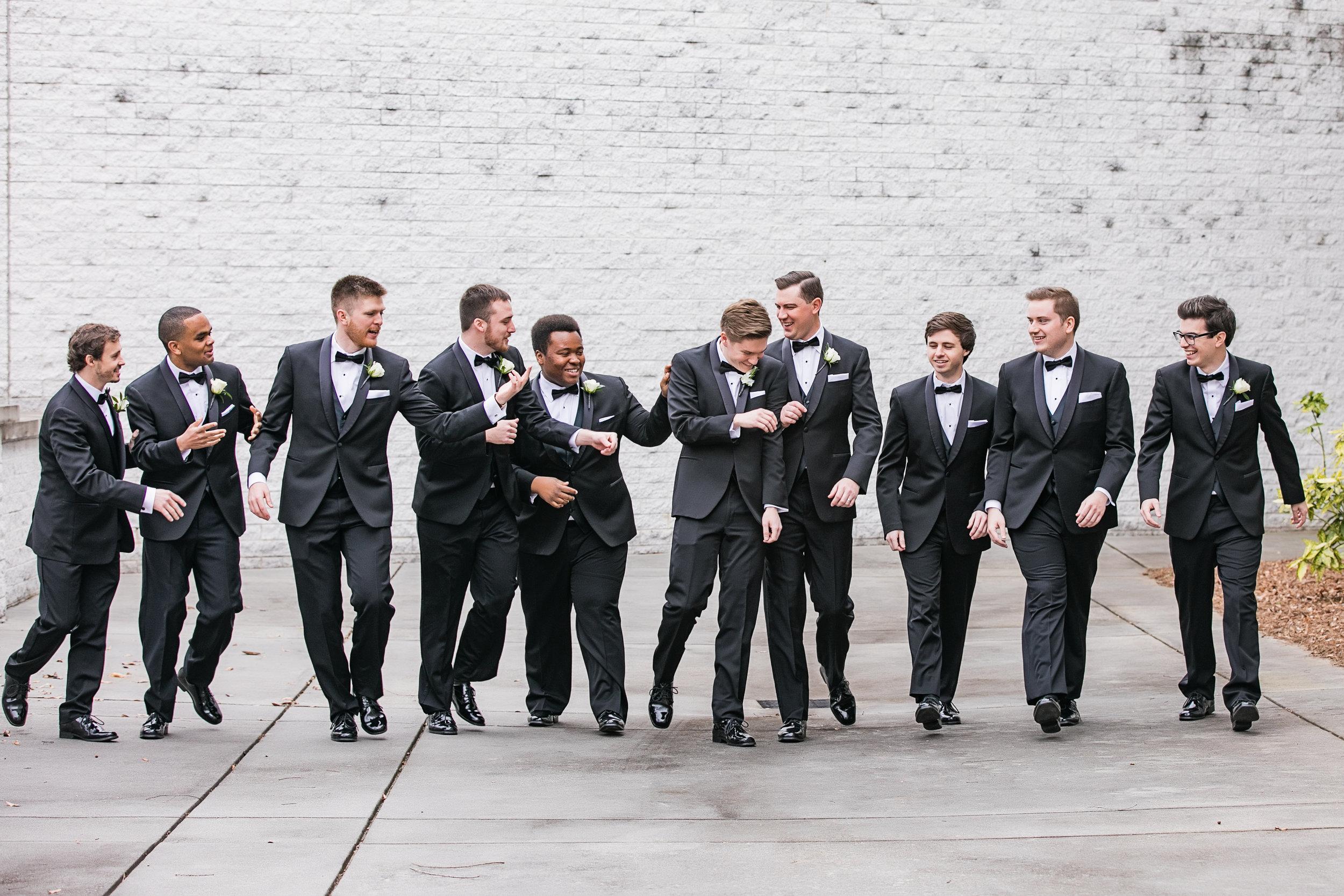 Biltmore Ballrooms Atlanta Wedding Planner Slauer Events Groomsmen 85.jpg